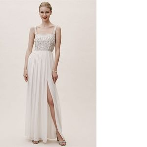 BHLDN Palermo Dress new